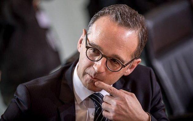 Ο Γερμανός ΥΠΕΞ επιτέθηκε στον Ντόναλντ Τραμπ: «Δεν είμαστε κομπάρσοι στο ριάλιτί σου»