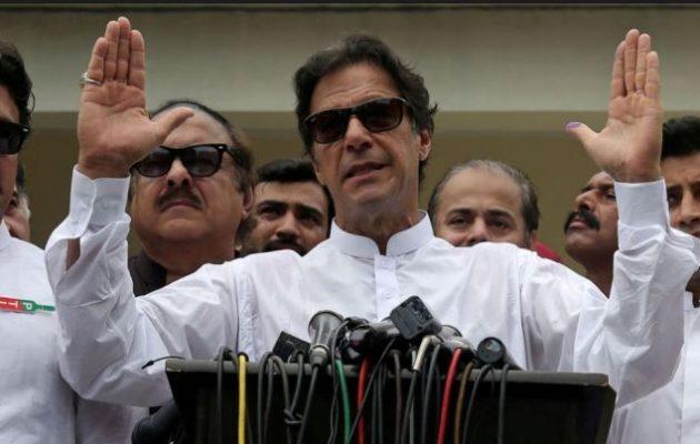 Ο Ιμράν Χάν και επίσημα πρωθυπουργός του Πακιστάν
