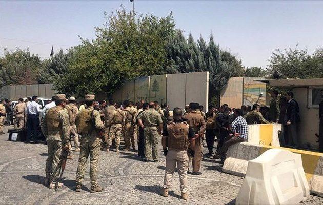 Επίθεση αυτοκτονίας στο κουρδικό κυβερνείο του Ερμπίλ στο Ιράκ