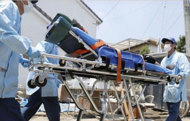 Φονικός καύσωνας στην Ιαπωνία – 30 νεκροί και χιλιάδες στα νοσοκομεία