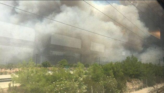 Λαίλαπα στην Κινέττα: Έκλεισε η Εθνική Οδός Αθηνών-Κορίνθου – Δεν λειτουργεί ο Προαστιακός