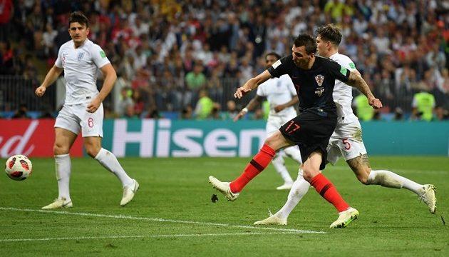 'Εγραψε ιστορία η Κροατία: Για πρώτη φορά σε τελικό Μουντιάλ – Νίκησε την Αγγλία