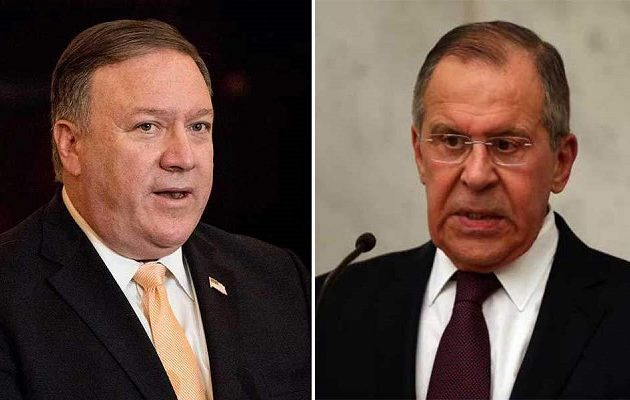 O Πόμπεο προειδοποίησε τη Ρωσία με αντίποινα αν αναμειχθεί στις αμερικανικές εκλογές