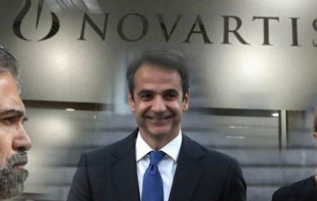 Αυτά είναι τα email του Φρουζή της Novartis που «καίνε» τον Μητσοτάκη