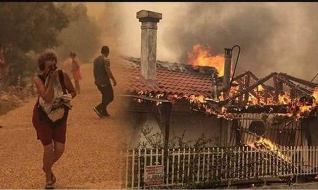 Ποιες χώρες έσπευσαν να βοηθήσουν την Ελλάδα στις φονικές πυρκαγιές