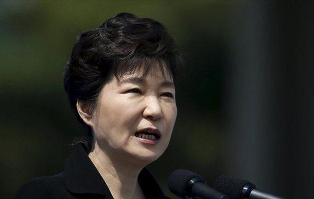 Νέα «καμπάνα» για την πρώην πρόεδρο της Νότιας Κορέας με τα ακριβά γούστα