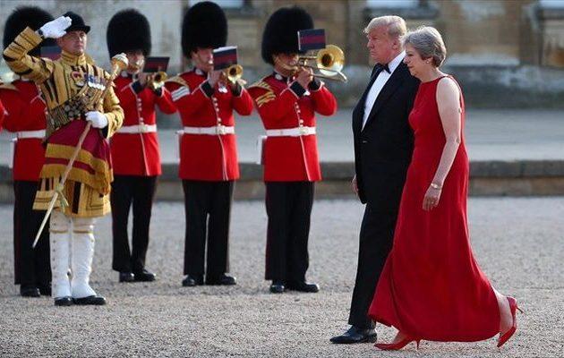 Πώς η Μέι θα «εξηγήσει» στον Τραμπ το σχέδιο για το Brexit