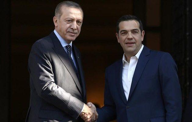 Τι ισχυρίζεται ο Ερντογάν ότι συζήτησε με τον Τσίπρα – Νέα παρελκυστική τακτική; (βίντεο)