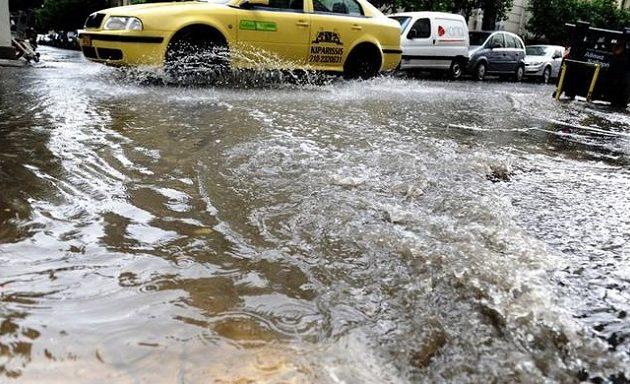Ποιες είναι οι 9 περιοχές στην Αττική που κινδυνεύουν από καταστροφικές πλημμύρες