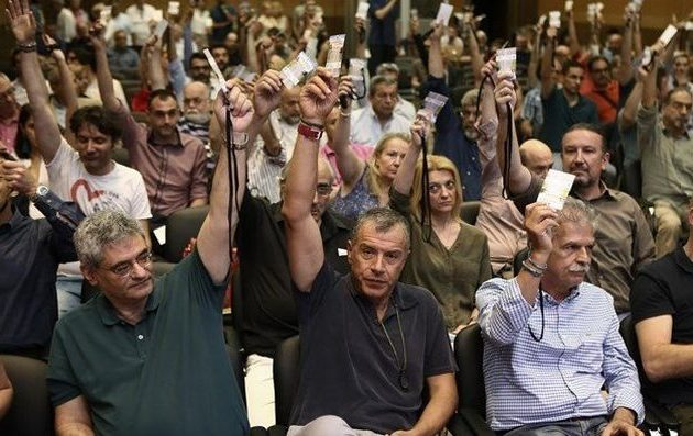 Τέλος το Κίνημα Αλλαγής για Το Ποτάμι – Ακολουθεί συνεργασία με τον ΣΥΡΙΖΑ;