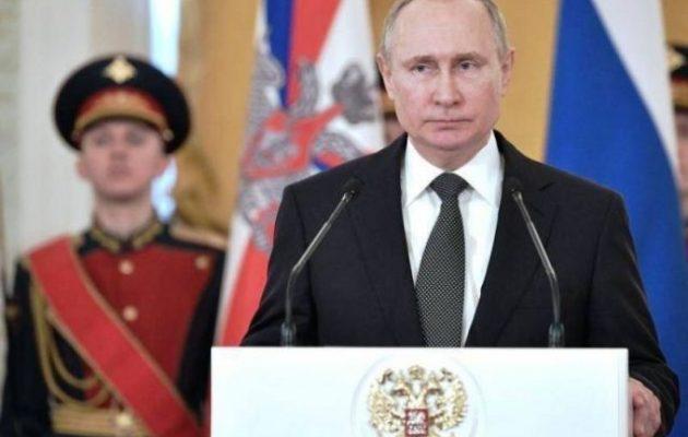 Πούτιν: Δεχθήκαμε 25 εκατομμύρια κυβερνοεπιθέσεις κατά τη διάρκεια του Μουντιάλ