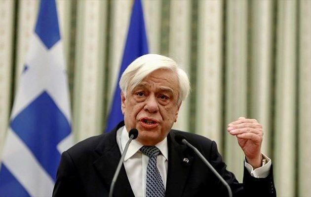 Παυλόπουλος: Η Τουρκία να σεβαστεί το Δίκαιο της Θάλασσας