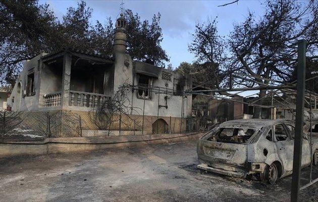 Υπό έγκριση απόφαση για επιδότηση ενοικίου στους πληγέντες από την πυρκαγιά