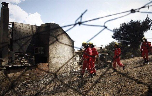 Το Ίδρυμα Λάτση προσφέρει 5.000.000 ευρώ στους πυρόπληκτους