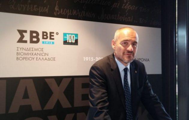 Σαββάκης: Η Συμφωνία των Πρεσπών θα βελτιώσει την οικονομική συνεργασία Ελλάδας – ΠΓΔΜ