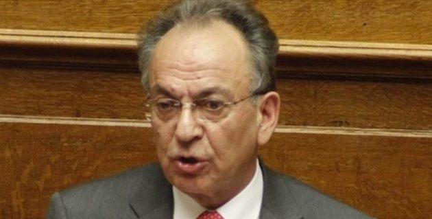 Πέθανε ο Δημήτρης Σιούφας πρώην πρόεδρος της Βουλής και ιστορικό στέλεχος της ΝΔ