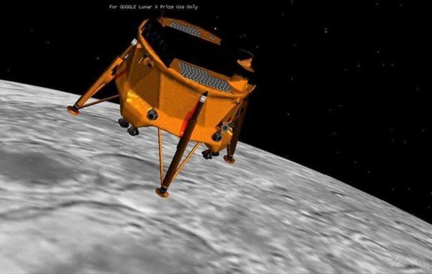 Το Ισραήλ στέλνει ρομποτικό διαστημόπλοιο στη Σελήνη