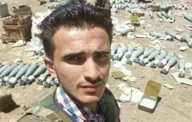 Οπλαρχηγός του FSA τώρα πολεμά για την κυβέρνηση της Συρίας στη Νταράα