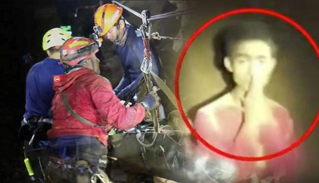 Ταϊλάνδη: Πώς ένας 14χρονoς έπαιξε ρόλο «κλειδί» για να βγουν τα παιδιά από το σπήλαιο