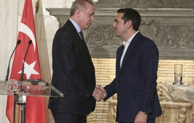 Γιατί ο Τσίπρας «δίνει» τώρα τον Ερντογάν στο ΝΑΤΟ: Άμεση απελευθέρωση των 2 στρατιωτικών