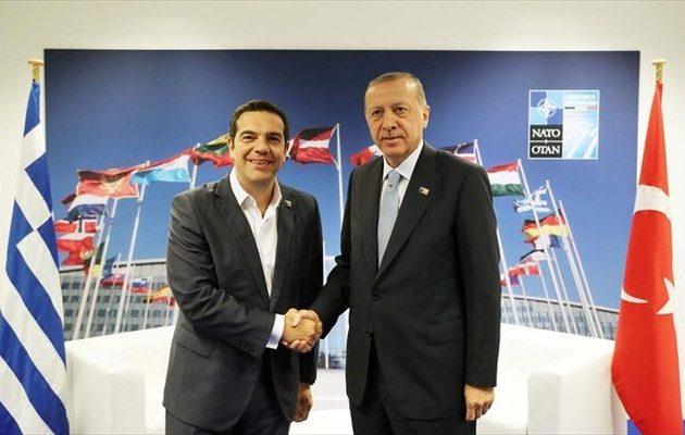 Πώς «εκνεύρισε» ο Τσίπρας τον Ερντογάν – Τι γράφουν τα τουρκικά μέσα