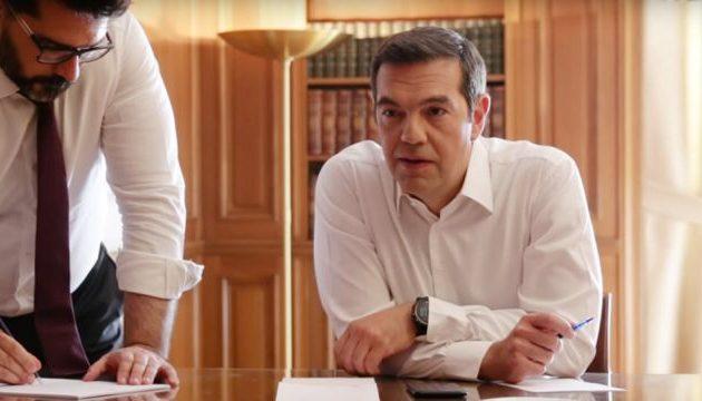 Με πρόσθετο πρωτόκολλο στη Συμφωνία των Πρεσπών ο Τσίπρας λύνει τις παρεξηγήσεις για «μακεδονικό» έθνος και γλώσσα