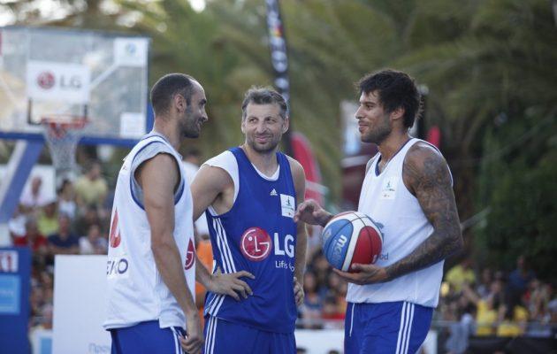LG AegeanBall Festival: Η απόλυτη μπασκετική εμπειρία με τον ΟΠΑΠ