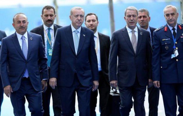 Η Τουρκία θέλει τα Σκόπια στο ΝΑΤΟ ως σκέτο «Μακεδονία» – Η Τουρκία δεν θέλει το «Βόρειος Μακεδονία»