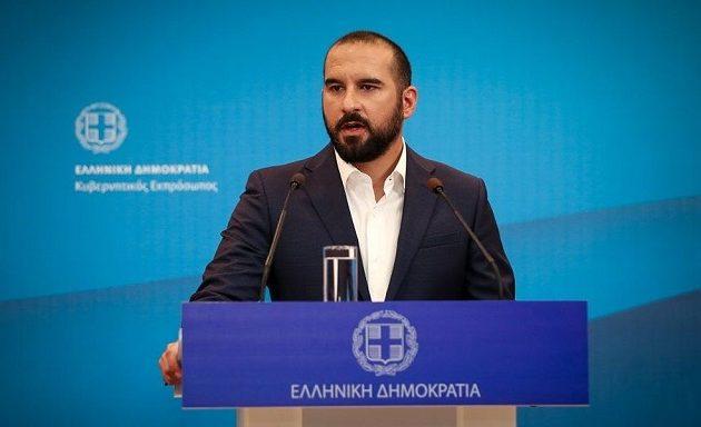 «Έριξε ξύλο» ο Τζανακόπουλος – Σε φόρμα, δεν άφησε τίποτα να πέσει κάτω