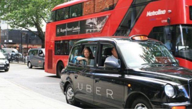 Οι ταξιτζήδες του Λονδίνου μηνύουν την Uber – Ζητούν αποζημίωση 1 δισ. ευρώ