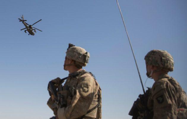 Θα παραμείνουν 8.600 Αμερικανοί στρατιώτες στο Αφγανιστάν και μετά τη συμφωνία με τους Ταλιμπάν