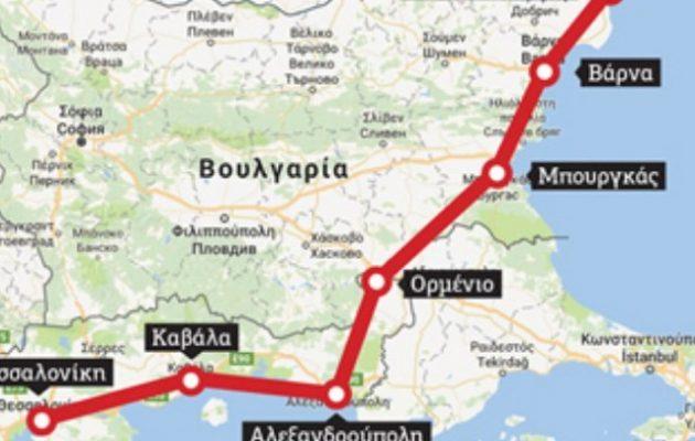 «Βαλκανικός δακτύλιος»: Έτσι θα παρακάμψουμε τα «Στενά» που ελέγχει ο «σουλτάνος»