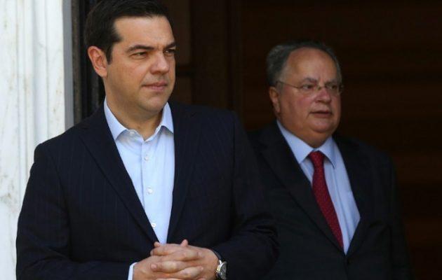Σκληραίνει τη στάση της η Ελλάδα απέναντι στη Ρωσία: Θα απαντάμε αποφασιστικά σε θέματα εθνικής κυριαρχίας