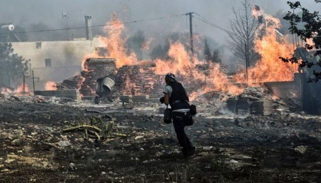 Η Κύπρος στέλνει ενισχύσεις για την κατάσβεση των πυρκαγιών