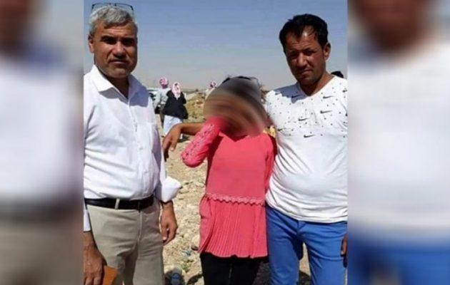 Απελευθερώθηκε 17χρονη που κρατούνταν επί τέσσερα χρόνια ερωτική σκλάβα από τους τζιχαντιστές