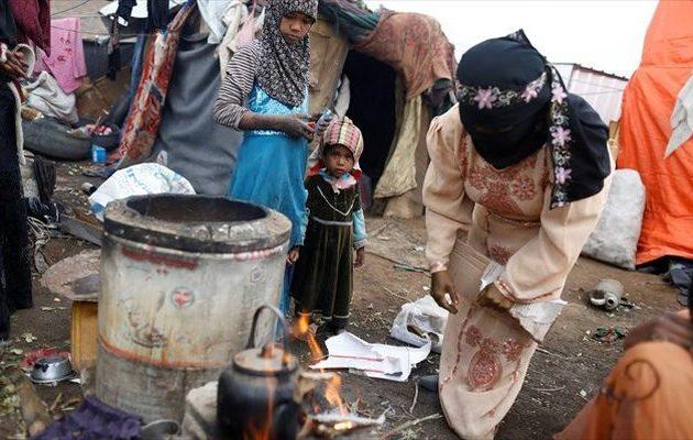 Έως και 14 εκ. άνθρωποι στην Υεμένη αντιμέτωποι με τον λιμό