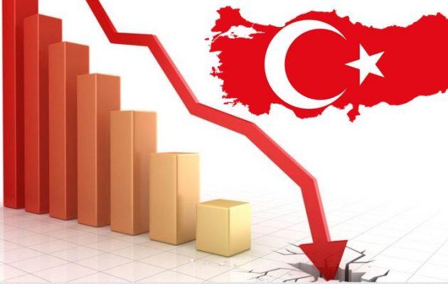 Αποτελείωσαν την Τουρκία Standard & Poor's και Moody's: «Σκουπίδι» η οικονομία της
