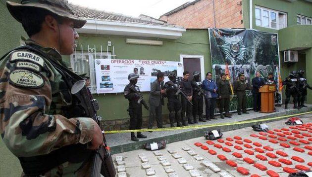 Βραζιλία: Κατασχέθηκε 1,3 τόνος κοκαΐνης σε ιταλικό πλοίο