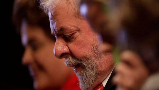 Ο Λούλα υποψήφιος ξανά για Πρόεδρος στη Βραζιλία μέσα από τη φυλακή