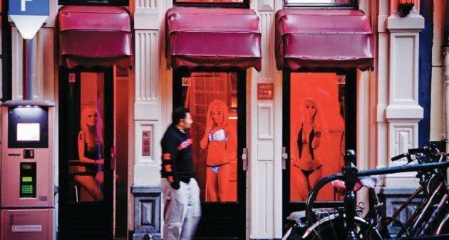 Ζούγκλα η «Κόκκινη Συνοικία» του Άμστερνταμ: Απαγορευτικά μέτρα για τους τουρίστες