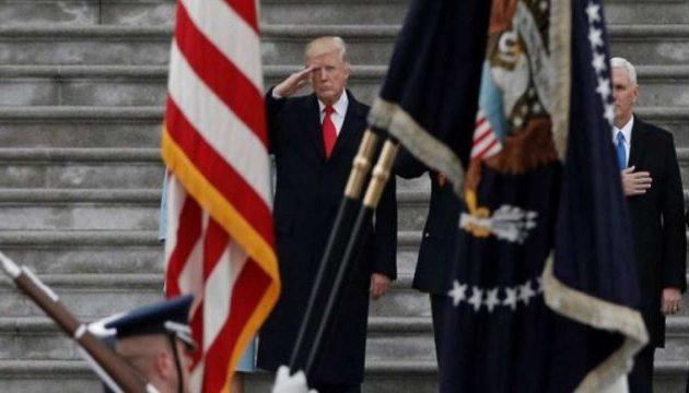 Το Πεντάγωνο ανακοίνωσε ότι αναβάλλεται η στρατιωτική παρέλαση που σχεδίαζε ο Τραμπ