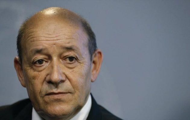 Λε Ντριάν: Η Γαλλία είναι χώρα της ανοχής και όχι της περιφρόνησης