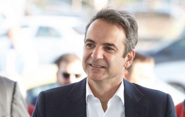 Μητσοτάκης: Δεν θα κυρώσω τη συμφωνία των Πρεσπών – Εκλογές τώρα