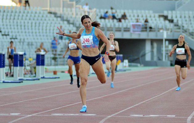 Θρίαμβος: Πέμπτο μετάλλιο για την Ελλάδα – Ασημένιο για την Μπελιμπασάκη στα 400 μ.
