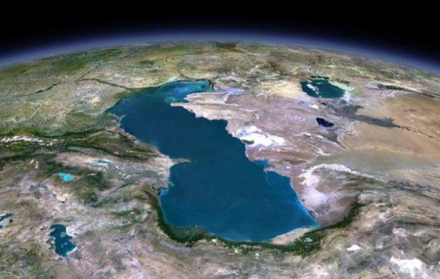 Οι χώρες της Κασπίας κατέληξαν σε κατ΄ αρχήν συμφωνία για το νομικό καθεστώς της