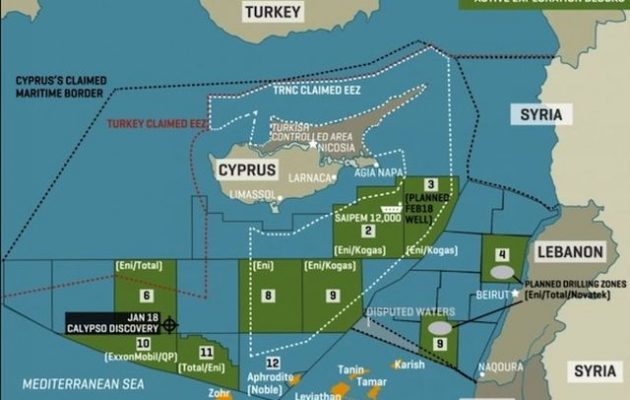 Σε λιγότερες από 100 ημέρες ξεκινά η ExxonMobil γεώτρηση στην κυπριακή ΑΟΖ