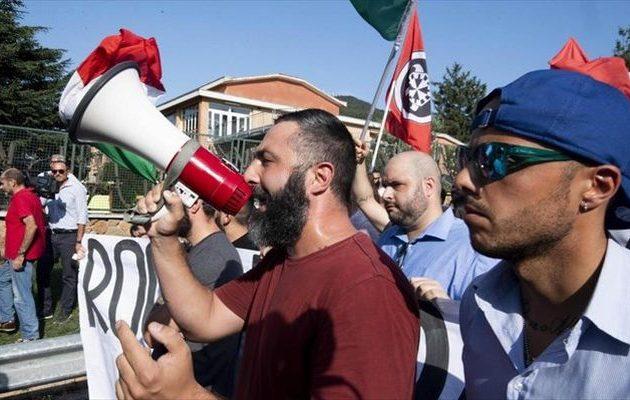 Διαδηλώσεις και αντιδιαδηλώσεις στην Ιταλία για τους 100 μετανάστες του «Diciotti»