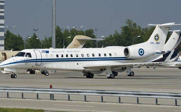 Με το πρωθυπουργικό αεροσκάφος επιστρέφουν στην Ελλάδα Μητρετώδης-Κούκλατζης