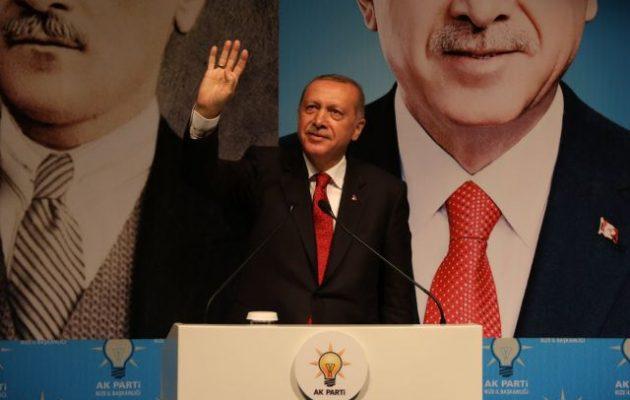 Ο Ερντογάν επέλεξε στρατόπεδο: Η οικονομία μου δεν είναι «φούσκα» – Θα πάω με Ρωσία και Κίνα
