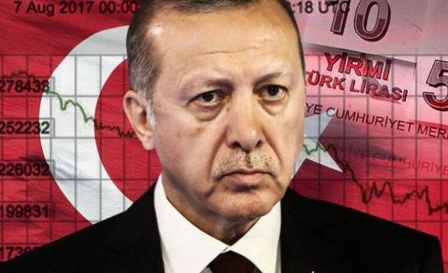 Σύμβουλος Ερντογάν: Θα αποκρούσουμε την «απόπειρα οικονομικού πραξικοπήματος»